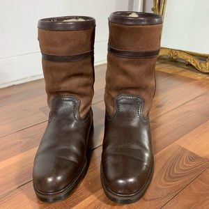 ANFIBIO winter waterproof boots